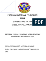 Program Moral