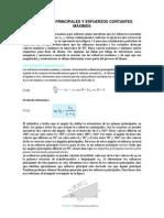 Esfuerzos principales y esfuerzpos cortantes maximos.docx