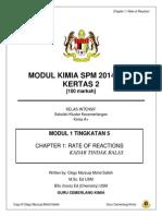 Modul Kimia SPM A+ 2014