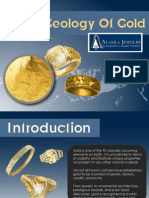 The Geology of Gold