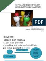 CURSO SOBRE EVALUACIÓN ECONÓMICA FINANCIERA DE PROYECTOS DE.pptx