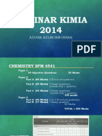 Jawapan Bagi Bahan Bengkel Seminar Kimia SPM 2014 Oleh Cikgu Adura