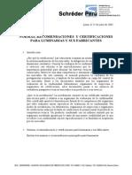 Normas, recomendaciones y certificaciones de luminarias.pdf