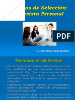 Entrevista personal.ppt