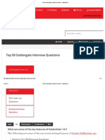 Top 50 Goldengate Interview Questions - VitalSoftTech