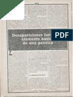 Desapariciones Forzadas. Elemento de una politica. texto  por EFM.pdf