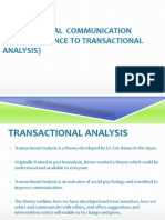 Transactional Analysis_Interpersonal Communication.ppt