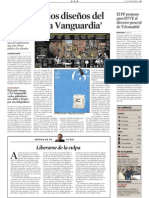 Premios ÑH a la infografia de La Vanguardia