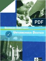 0426417 C63BD Unternehmen Deutsch Grundkurs Arbeitsbuch