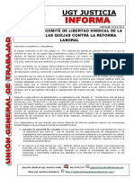 CIRCULAR Informe del Comité de Libertad Sindical de la OIT sobre queja de UGT (22-04-14).pdf