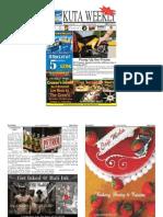 "Kuta Weekly-Edition 408 ""Bali""s Premier Weekly Newspaper"""
