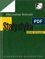 Statystyka - M. Sobczyk, PWN, Warszawa 2007.pdf