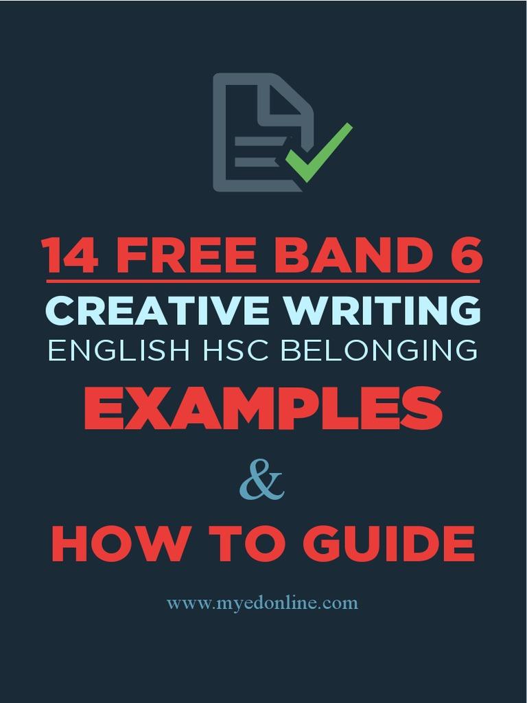 hsc creative writing