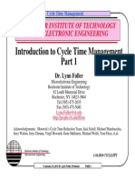 cycle TIME MAGAEMENT.pdf