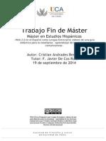 TFM Estudios Hispánicos (Andrades Benítez, Cristian) Creative.pdf