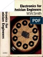 Electronics for Technician Engineers