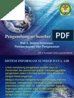 6. Sistem Informasi, Pemberdayaan Dan Pengawasan