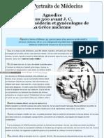 Agnodice vers 300 avant J. C. Femme médecin et gynécologue.pdf