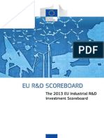The 2013 EU Industrial R&D Investment Scoreboard.pdf