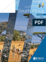 South Africa Environmental Performance Review - Highlights