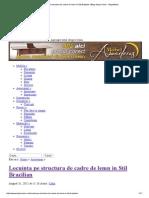 Locuinta Pe Structura de Cadre de Lemn in Stil Brazilian _ Blog Despre Lemn - StejarMasiv