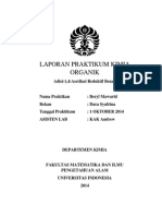 Adisi-1,4 Asetilasi Reduktif Benzil