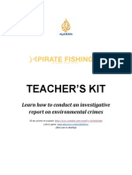 Teachers Kit Pirate Fishing Game