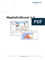Map Info 2 Excel
