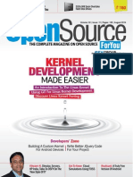 Open Source to You - August 2014