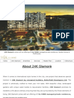 24K Glamorè - 3 BHK & 4 BHK Apartments in NIBM Pune