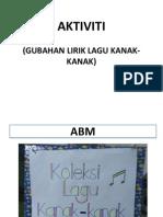 AKTIVITI (Koleksi lagu kanak-kanak).pptx