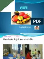 Presentasi Gizi (Foto-foto)