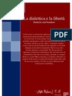 Dialettica e Unita Del Pensiero