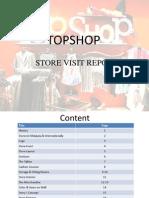 Topshop Report