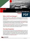 D SAP EM QDG Capability Statement