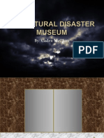 the natural disaster museum