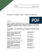 NCh  1411-01-1978 Prevencion riesgos.pdf
