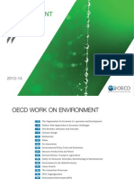 OECD Work on Environment 2013-14