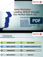 Strategy Implementation_ Anne Mulcahy