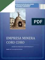 EMPRESA MINERA  CORO CORO.docx