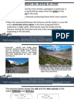 Scientific Reason for Drying of River SARASWATI