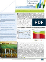Italy 2013 Environmental Performance Review - Highlights