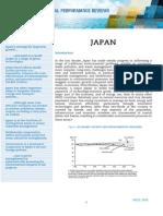 Japan 2010 Environmental Performance Review - Highlights