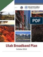 State of Utah Broadband Plan