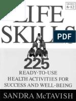 Life Skills 225 Ready-To-Use Health Activ - Sandra