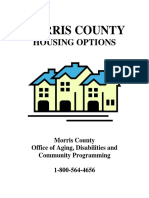 Morris County Housing Options