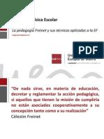 Las pedagogía Freinet y sus técnicas aplicadas a la EF.pdf