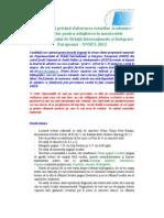 Ghid Elaborare Eseu Academic SNSPA