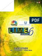 LIME 6 Case Study Gionee India New