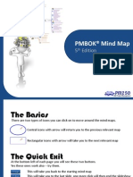 Pmbok 5th Edition Mindmap